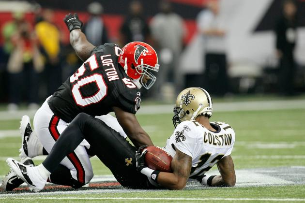 2012 NFL Free Agents: New Orleans Saints Land MLB Curtis Lofton