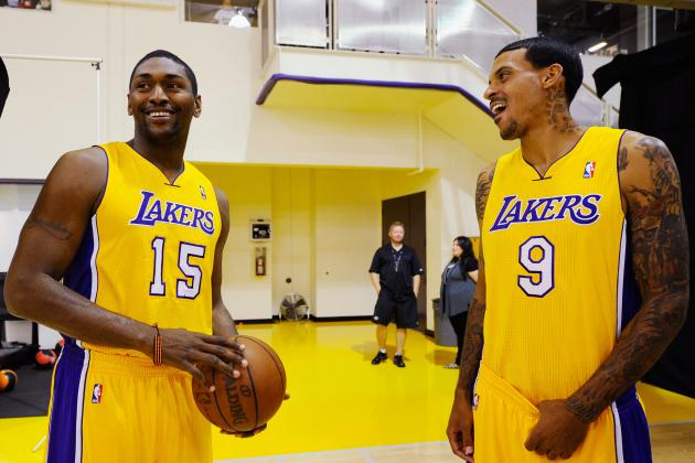 Los Angeles Lakers: Should World Peace or Barnes Be Starting Forward?
