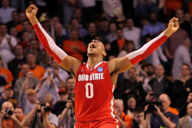 NCAA Tournament 2012: Stars Do Not Align for Orange as Ohio State Moves Forward