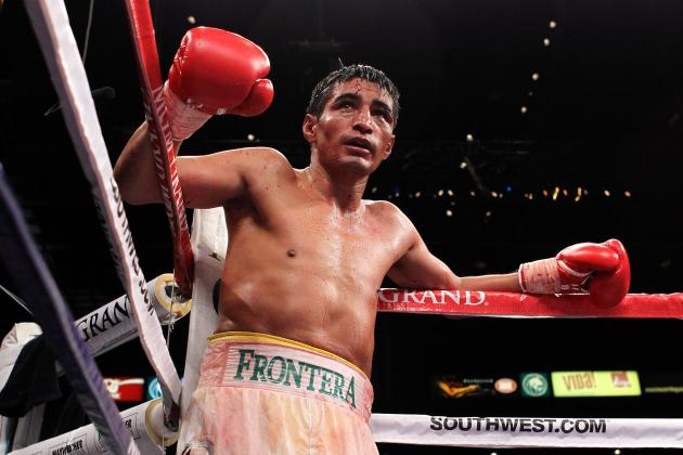 Erik Morales Should Consider Retirement After Danny Garcia's Dominating Win
