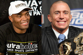 Georges St-Pierre vs. Anderson Silva 'Superfight' Shouldn't Happen