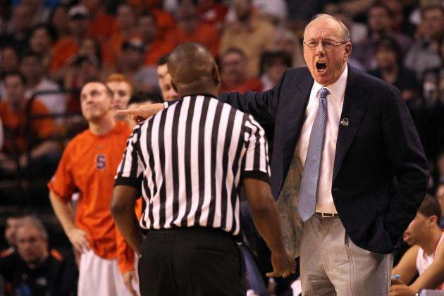 Opinion: Syracuse-Ohio State Game Sullied by Poor Officiating