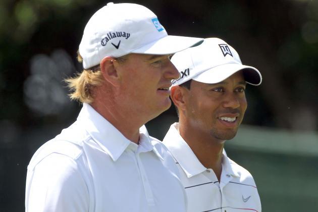 PGA Tour: Els, McDowell, Woods: Showdown in 'Arnie's Kingdom'