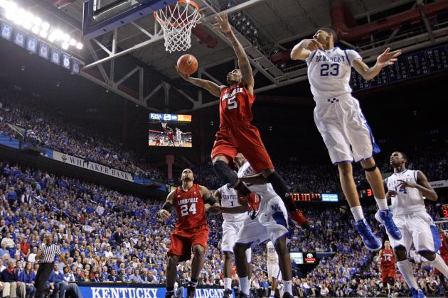 NCAA Tournament 2012: Final Four Schedule and TV Info