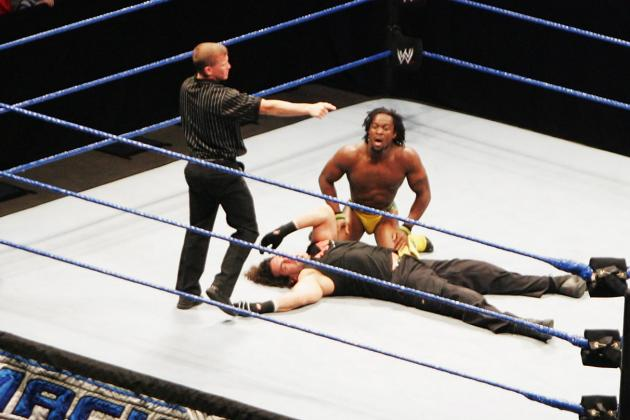 WWE: Brodus, Kofi, Santino and the Case for a Renaissance for the Mid Card