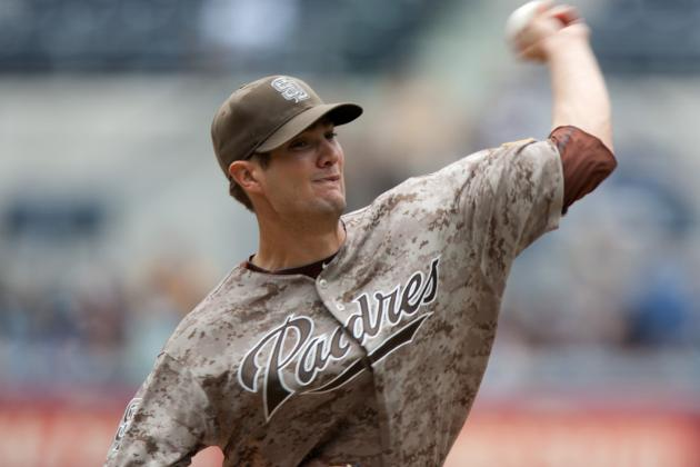 Fantasy Baseball 2012 Projection: Is Cory Luebke a Regression Risk?