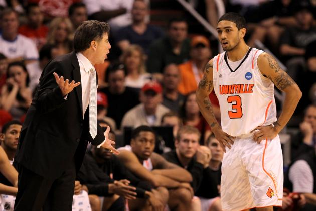 Final Four 2012: Peyton Siva and Most Important Louisville Players