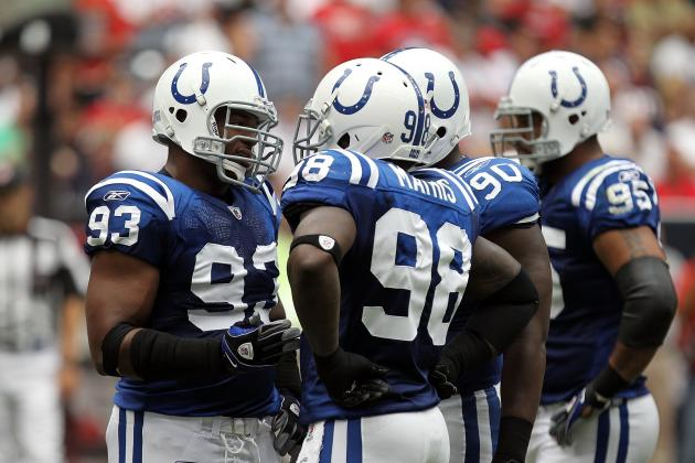 Breaking Down How the Indianapolis Colts Can Transition to 3-4 Defense