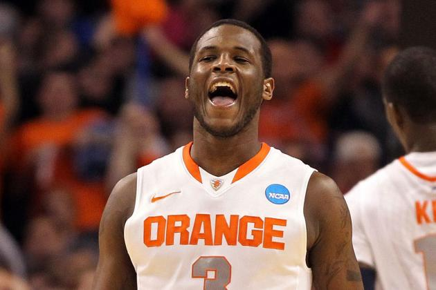 Dion Waiters: Syracuse Swingman Will Reportedly Declare for 2012 NBA Draft