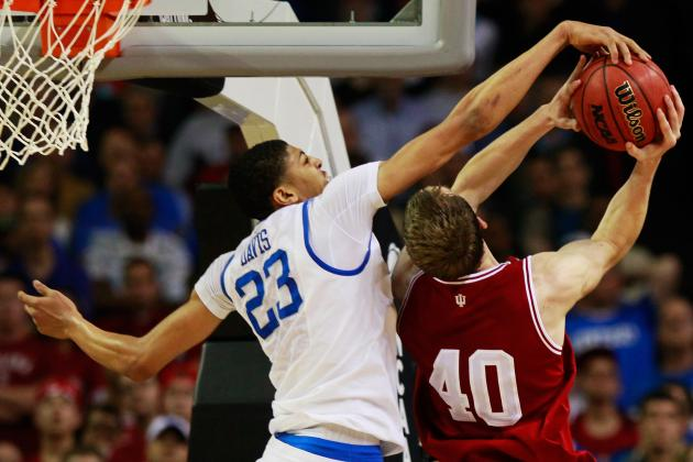 NCAA Tournament 2012: Anthony Davis and Top Candidates to Win Tournament MOP