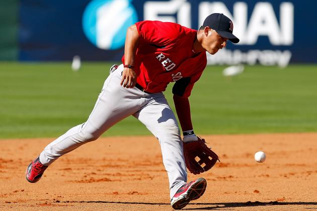 Jose Iglesias: Boston Red Sox SS Needs to Start the Season in Triple-A