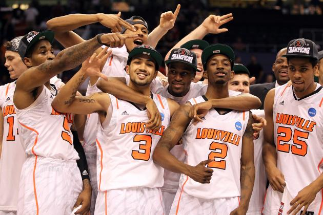 NCAA Bracket 2012: Louisville Will Give Top Seed Kentucky Toughest Challenge Yet