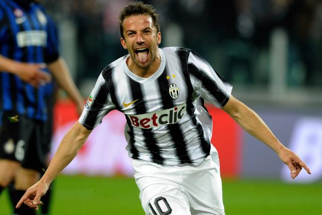 Juventus vs. Interisti: Juventus Sweep 2012 Derby D'Italia with 2-0 Victory