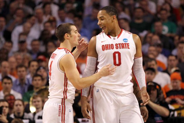 NCAA Tournament 2012: Kansas Jayhawks vs. Ohio State Buckeyes