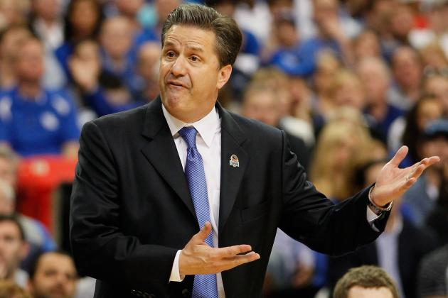 Final Four 2012: Will John Calipari Ever Win an NCAA Title?