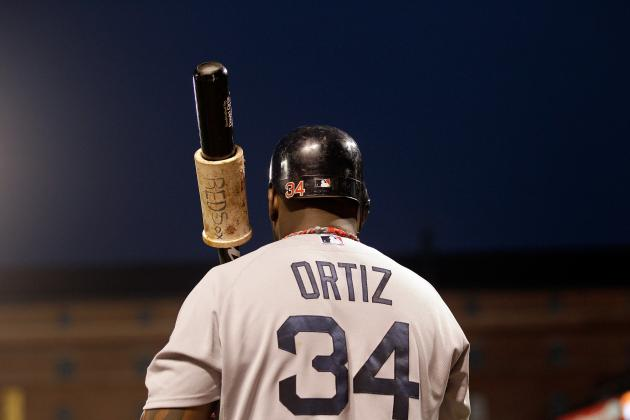 2012 MLB Fantasy Baseball Designated Hitter Rankings