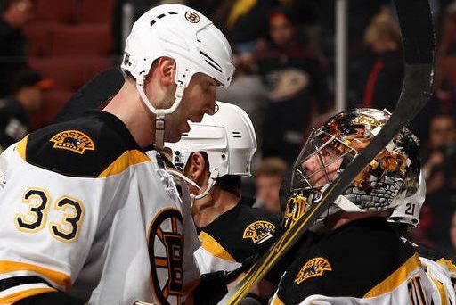 7 Games Remaining: B's Beat Anaheim Ducks on Controversial Disallowed Goal
