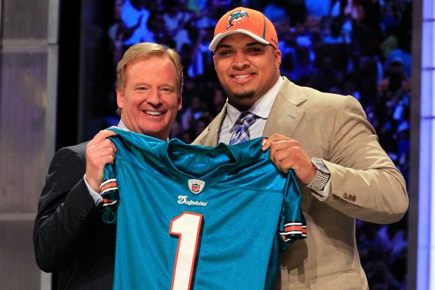 2012 NFL Draft: Miami Dolphins' Post-Free Agency Potential First-Round Picks