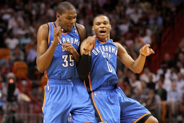 Are Kevin Durant and Russell Westbrook Better Than LeBron James and Dwyane Wade?