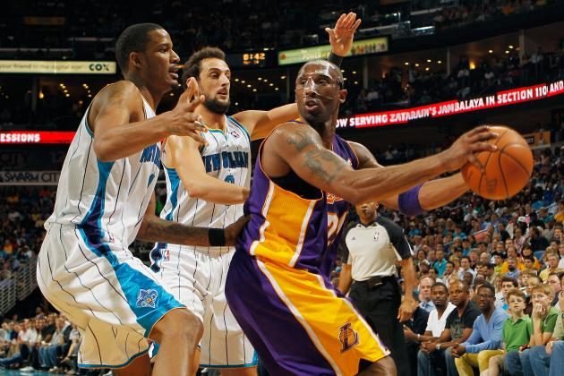 Los Angeles Lakers: Why Lakers Aren't Title Contenders in 2012