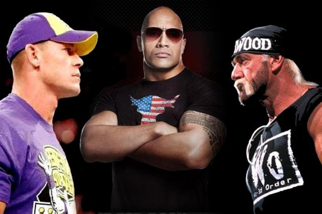 WrestleMania 28: Why John Cena vs. the Rock Is a Likely Lose-Lose Situation