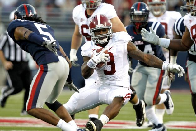2012 NFL Draft: Who's the Second-Best Running Back Behind Trent Richardson?