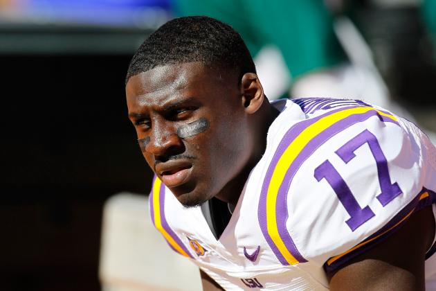 2012 NFL Draft: How Morris Claiborne Can Fall to the Carolina Panthers
