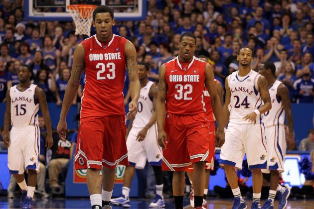 Ohio State vs. Kansas: Breaking Down the Best Final Four Matchup