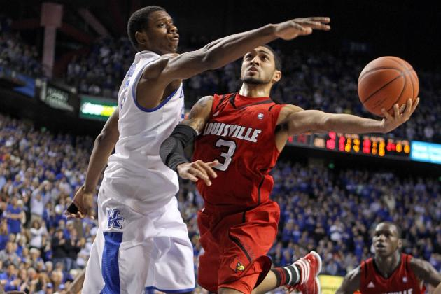 Kentucky vs. Louisville: Defense Will Take Center Stage in Final Four Battle