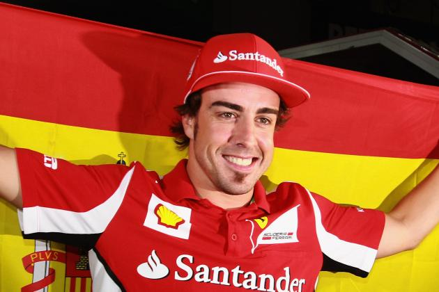 Malaysian F1 GP: Fernando Alonso Wins, Sergio Perez Delivers CV to Ferrari