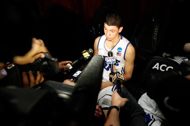 NBA Draft: Why Doc Should Avoid Drafting His Son Austin Rivers at All Costs