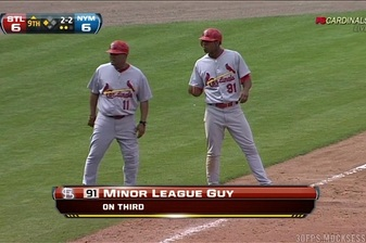 St. Louis Cardinals: Who Is 'Minor League Guy'?