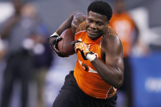 2012 NFL Draft: Why Ravens Must Take WR in Round 1
