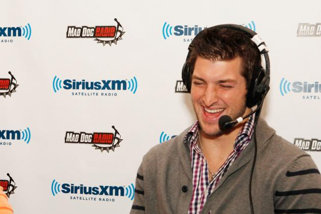 Tim Tebow's Magical Broadway Tour with Press Conference: A Humorous Insight