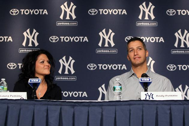 Andy Pettitte: New York Yankees Pitcher the Latest Pro Athlete to Cry Wolf