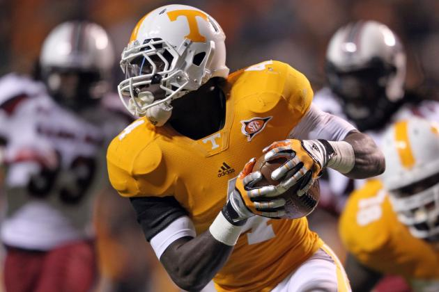 Tennessee Football: Extensive Spring Ball Preview for the Vols