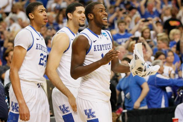 Final Four 2012 Predictions: Why Kentucky Will Roll to a National Championship