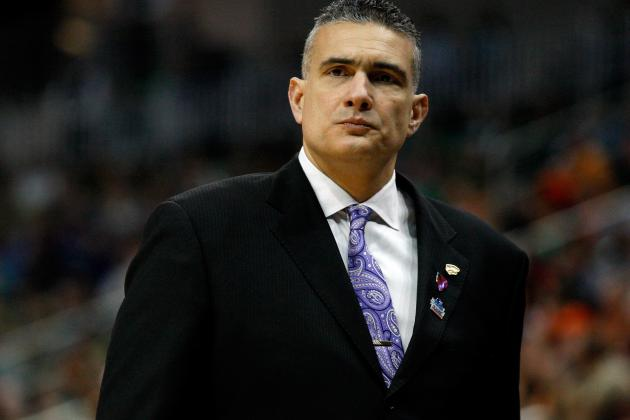 South Carolina to Hire Frank Martin as Basketball Coach