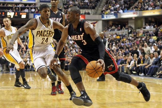 Heat vs. Pacers: TV Schedule, Live Stream, Spread Info and More
