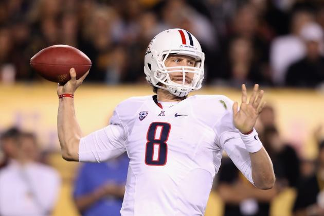 2012 NFL Draft News: Nick Foles' Stock Continues to Slide at Arizona Pro Day