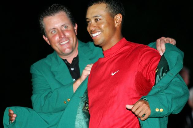 Masters: Why Tiger Woods Will Win His 15th Major Title