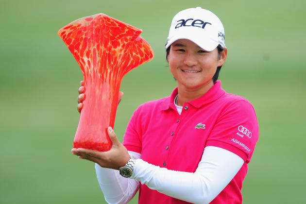LPGA Tour: Yani Tseng Is Ready for Kraft Nabisco Championship
