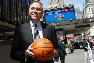 Mike D'Antoni: The Only Hope for the Brooklyn Nets?