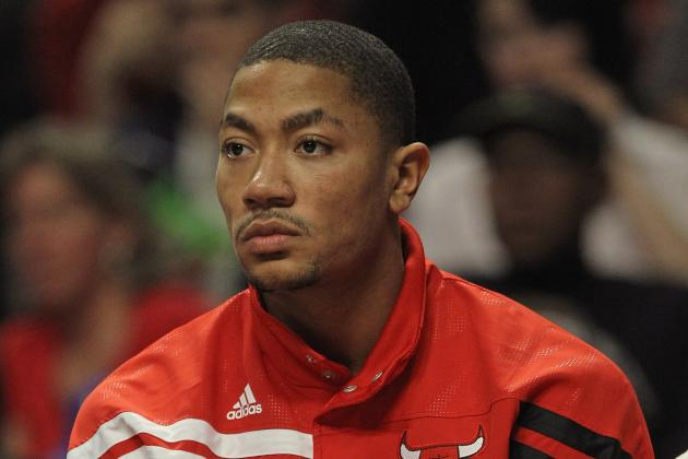 Why the Chicago Bulls Must Rest Derrick Rose for Two More Weeks