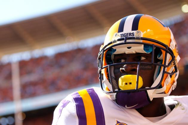 2012 NFL Draft: Profiling Former LSU DB Morris Claiborne