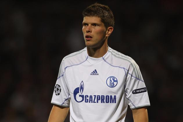 Is Klaas-Jan Huntelaar on the Brink of Schalke Exit?