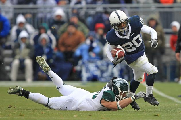Penn State Football: Senior WR Devon Smith Has Drugs Seized from House