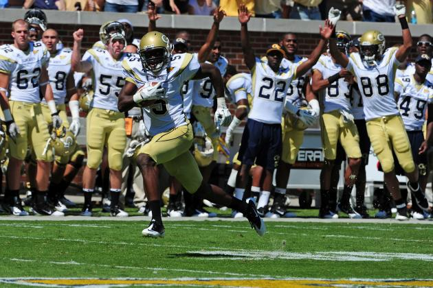 2012 NFL Draft: 5 Wide Receivers the Cleveland Browns Must Consider