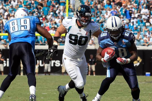 Jacksonville Jaguars Free Agency: Jags Should Re-Sign Defensive End Matt Roth