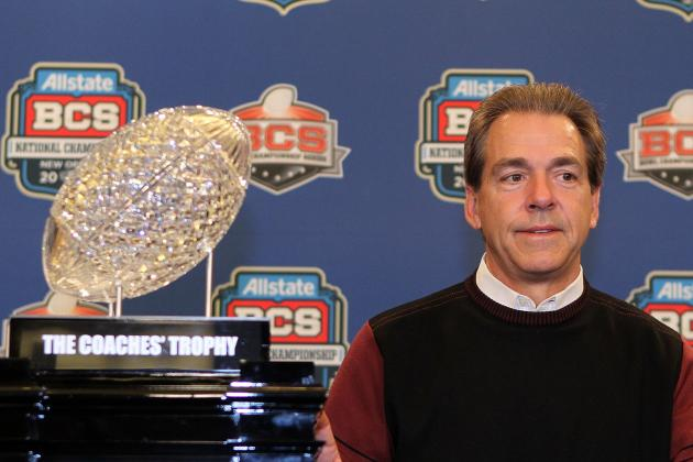 Nick Saban Contract: Alabama Football Coach Receives Massive Raise and Extension